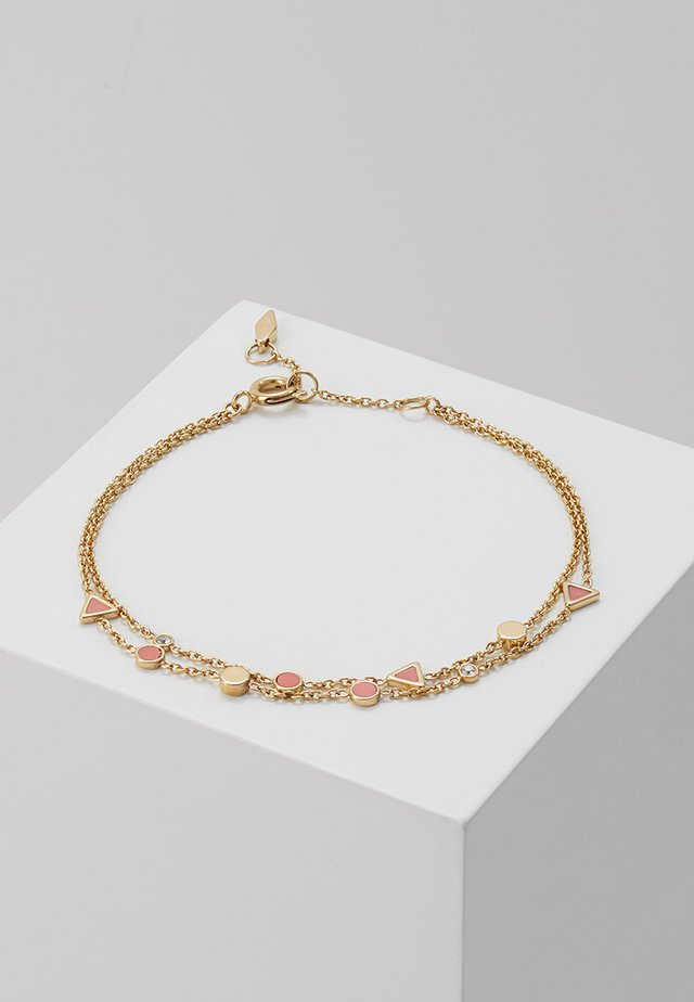 FASHION - Bracelet - gold-coloured