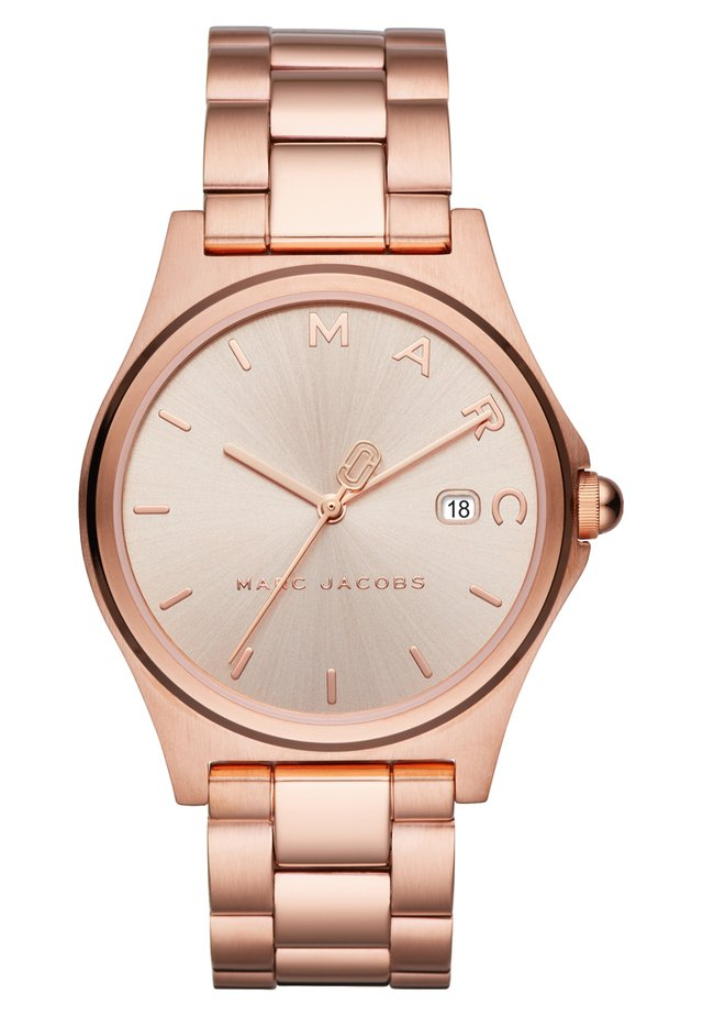 HENRY - Uhr - rose gold-coloured