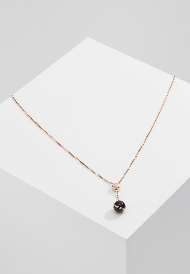 ELLEN - Ketting - rosegold-coloured