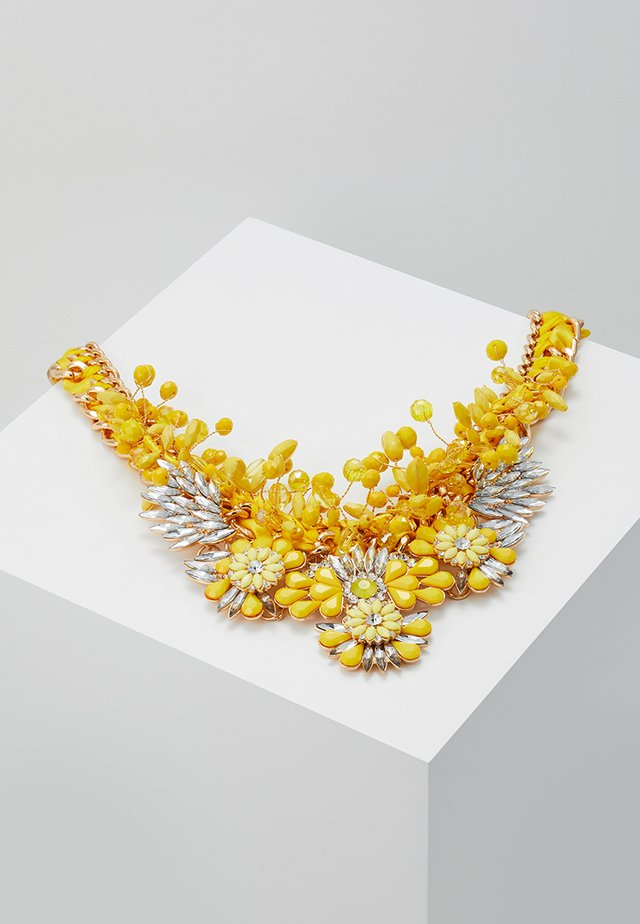 GOIWIA - Ketting - light yellow