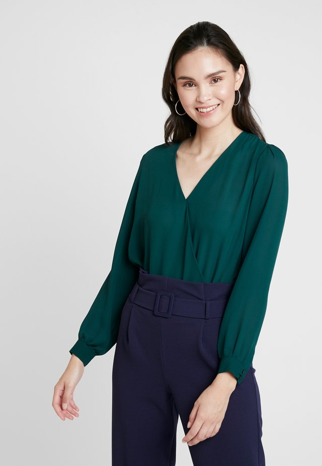 BODY BLOUSE - Bluser - green