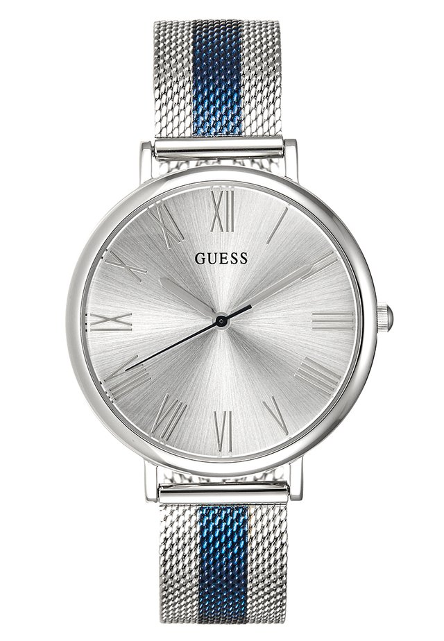 LADIES DRESS - Watch - blue/silver-coloured