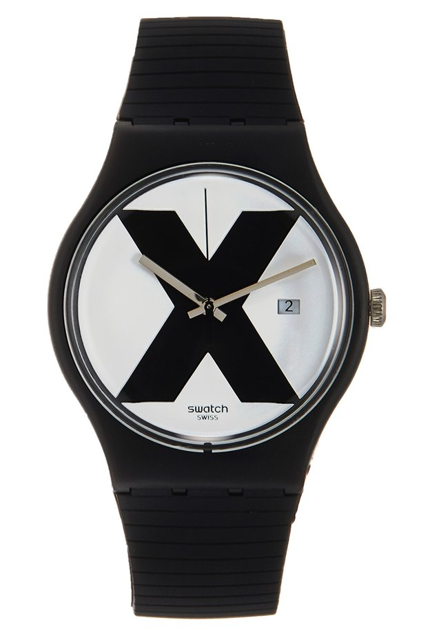 XX-RATED - Montre - black