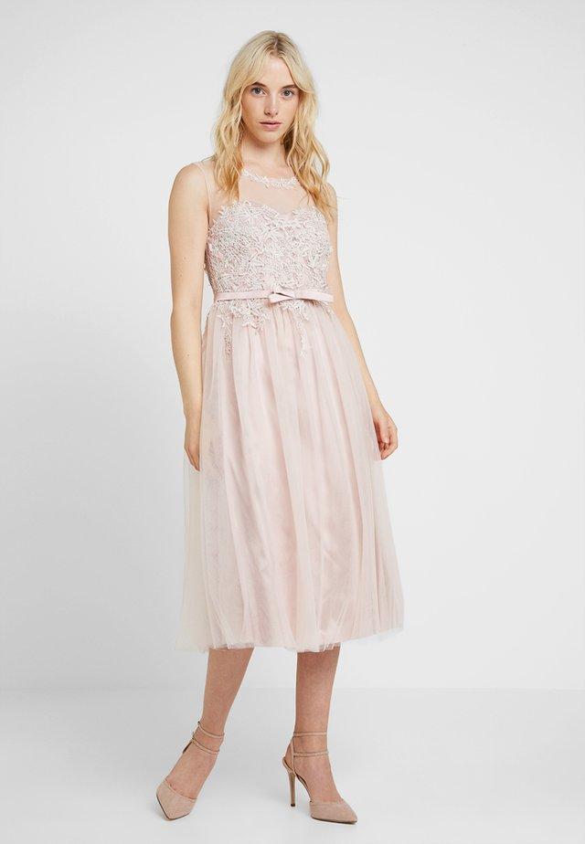 Cocktailkleid/festliches Kleid - hellrosa