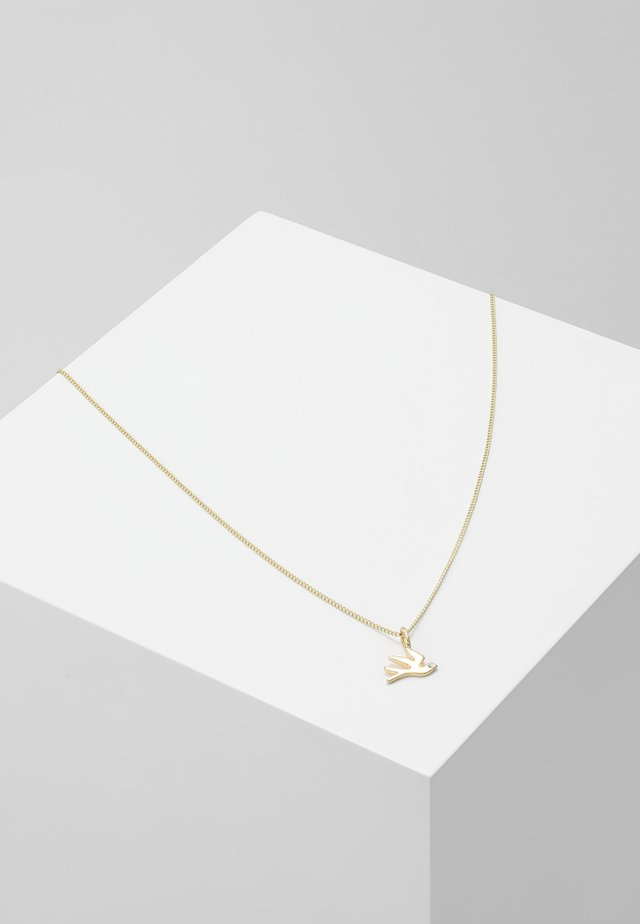NECKLACE ZORA - Halskette - gold-coloued