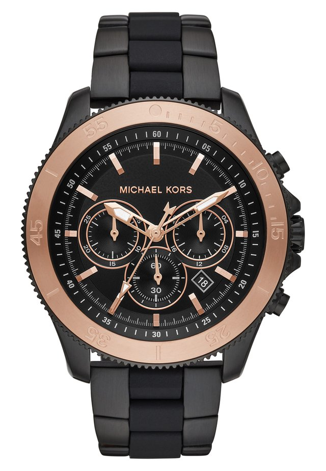 THEROUX - Chronograph watch - schwarz