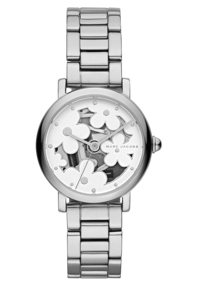 CLASSIC - Reloj - silver-coloured