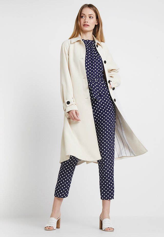 POLKA DOT - Tuta jumpsuit - ink
