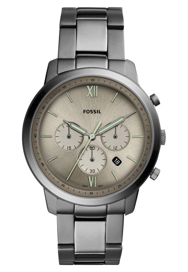 NEUTRA - Chronograph watch - grau