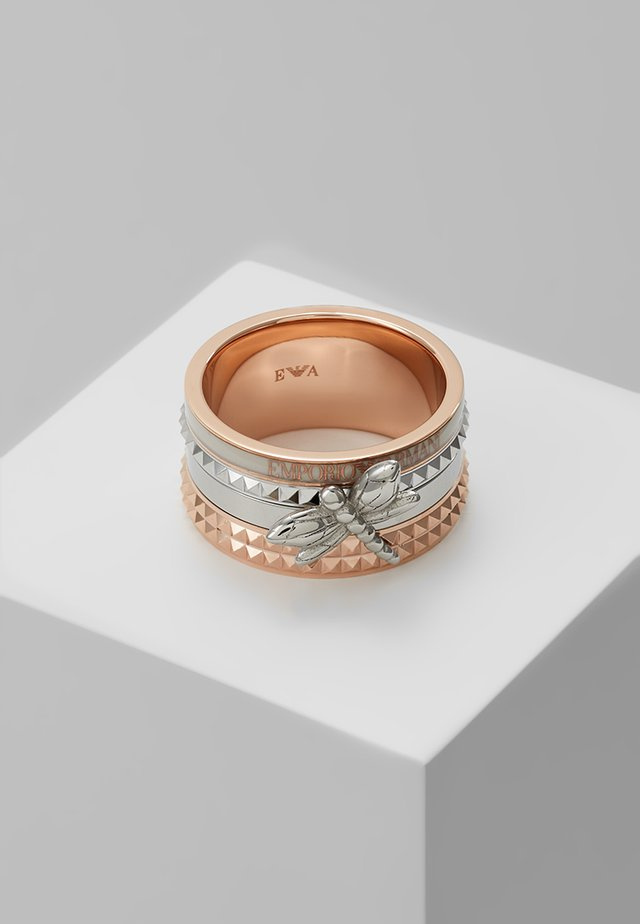 Ringe - roségold/silver-coloured