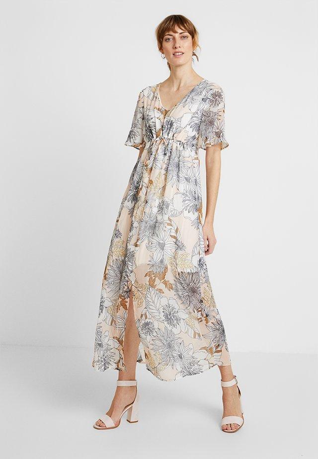 LUCIA DRESS - Maxi dress - beige