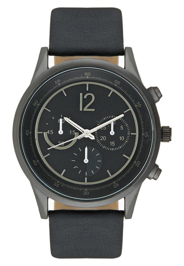 Zegarek - black