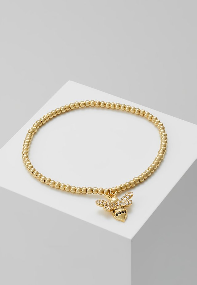 SMALL BEE - Armband - gold-coloured