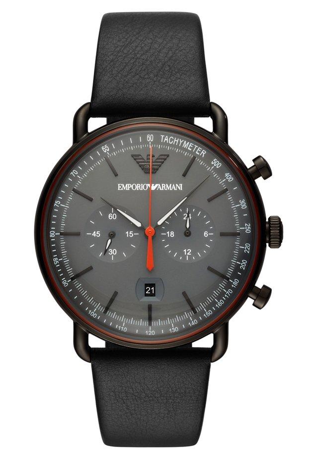 Chronograph - schwarz