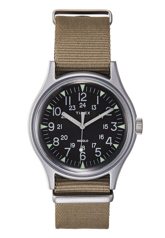 Horloge - tan/black