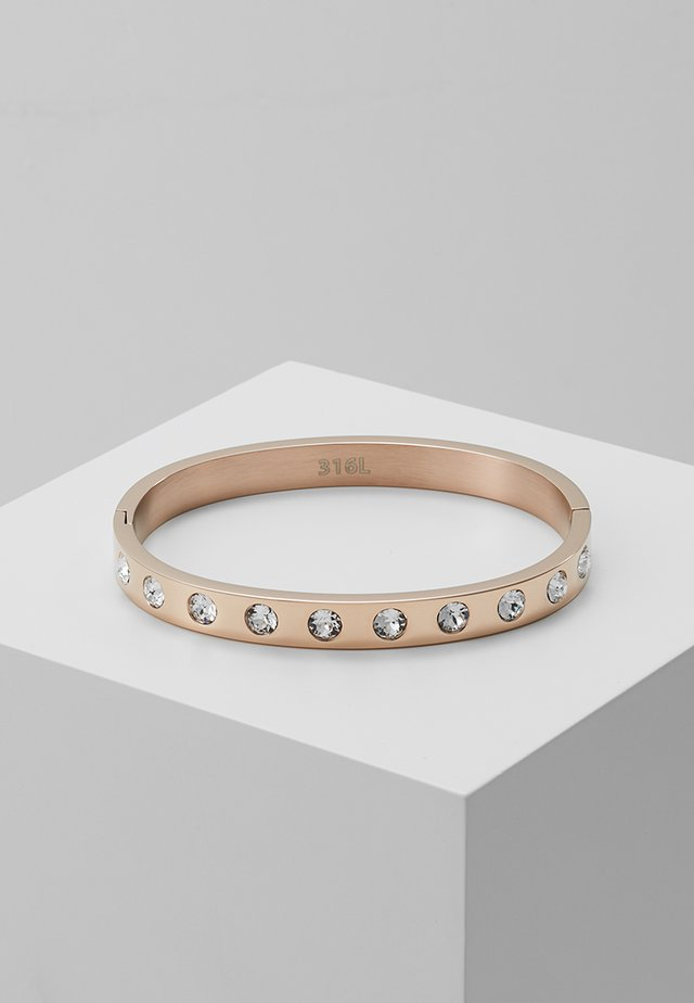 CRYSTAL TOUCH - Armband - rosegold-coloured