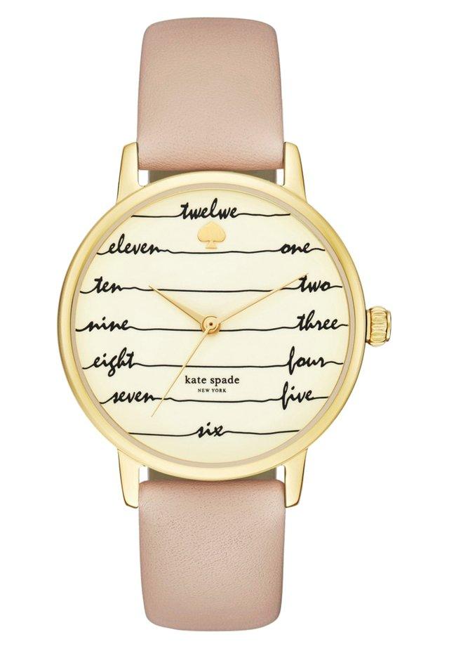 Horloge - nude