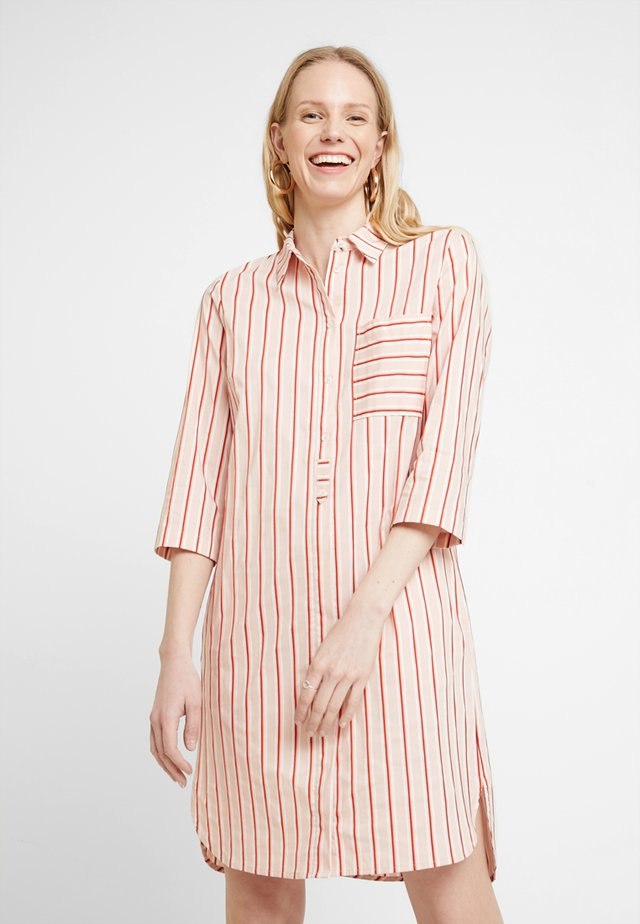 DRESS STYLE STRIPED DESSIN - Vestido camisero - combo