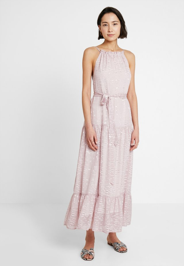 SARA DRESS - Maxi dress - rose dust