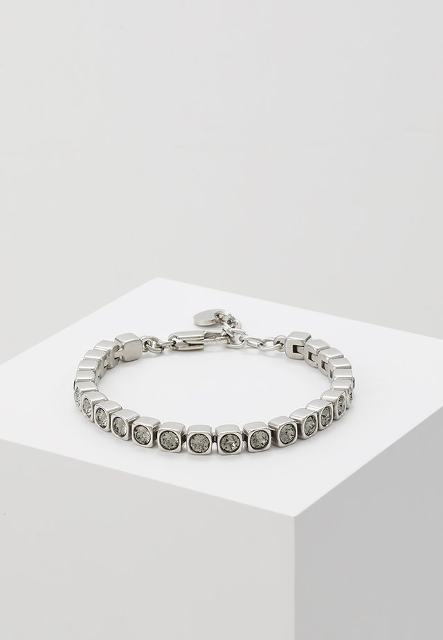 CORY BRACELET - Armband - silver-coloured