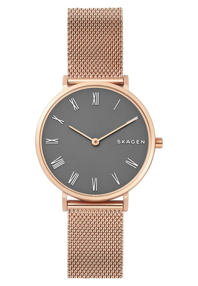 HALD - Horloge - rosègold-coloured