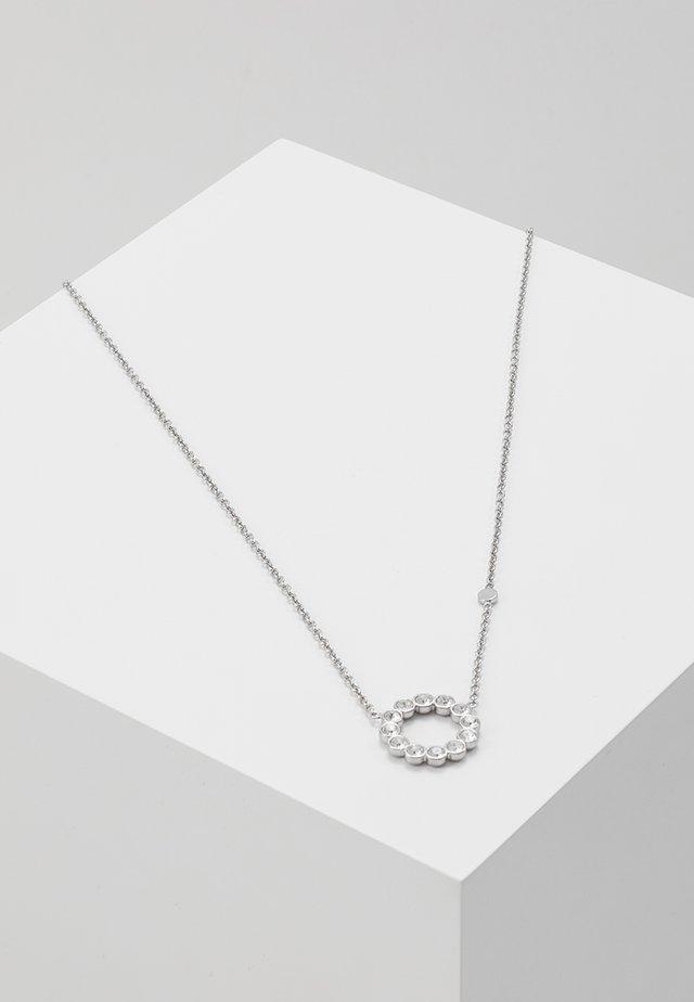 VINTAGE GLITZ - Collier - silver-coloured