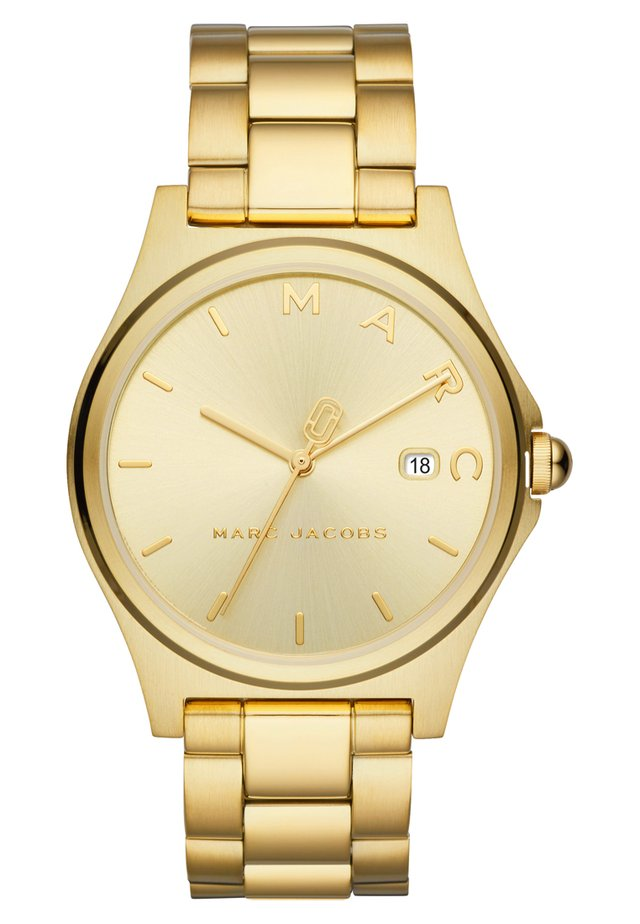 HENRY - Horloge - gold-coloured