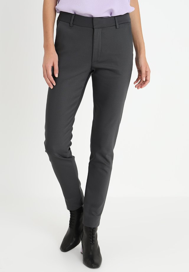 ABBEY NIGHT PANT - Trousers - grey