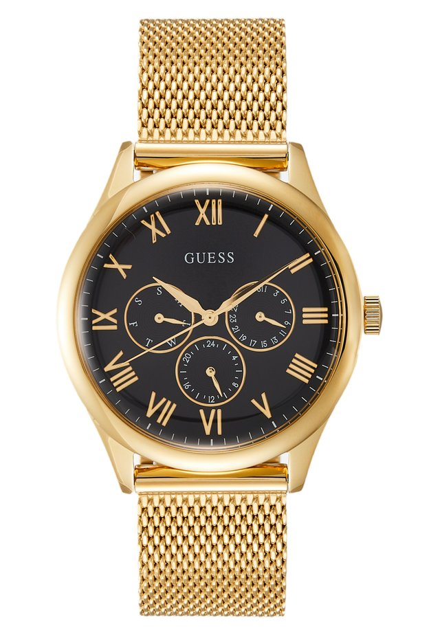 MENS TREND - Reloj - gold-coloured/black