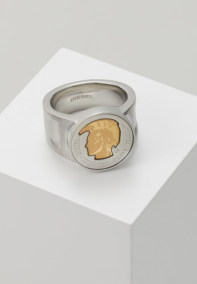 STEEL - Bague - gold-coloured/silver-coloured