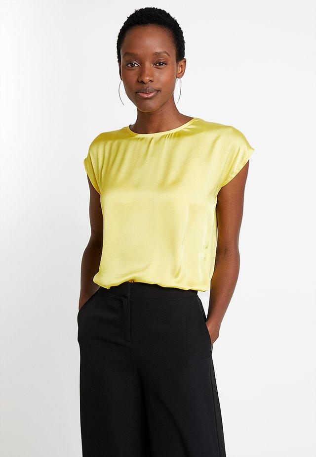 Blouse - sunshine yellow
