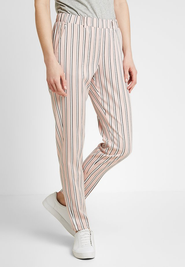 KAANI GENT - Trousers - peach whip
