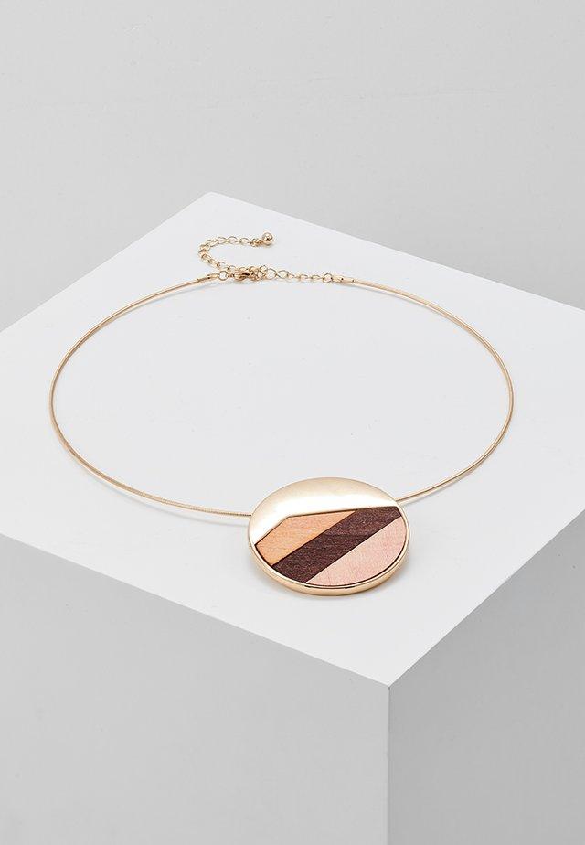COLLAR  - Necklace - marron