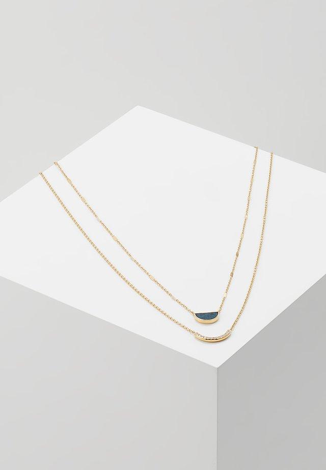 FASHION - Collier - gold-coloured
