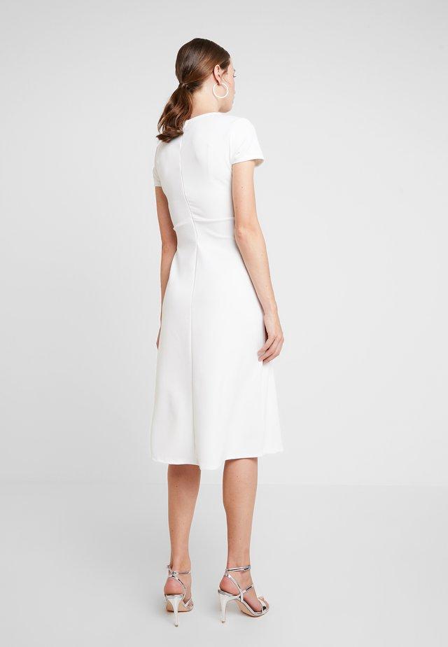 Robe en jersey - white