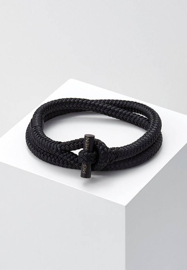 TINY TED - Bracelet - black