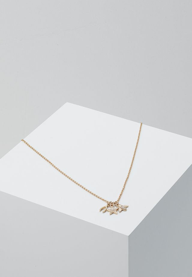 WISHBONE CLUSTER - Ketting - gold-coloured