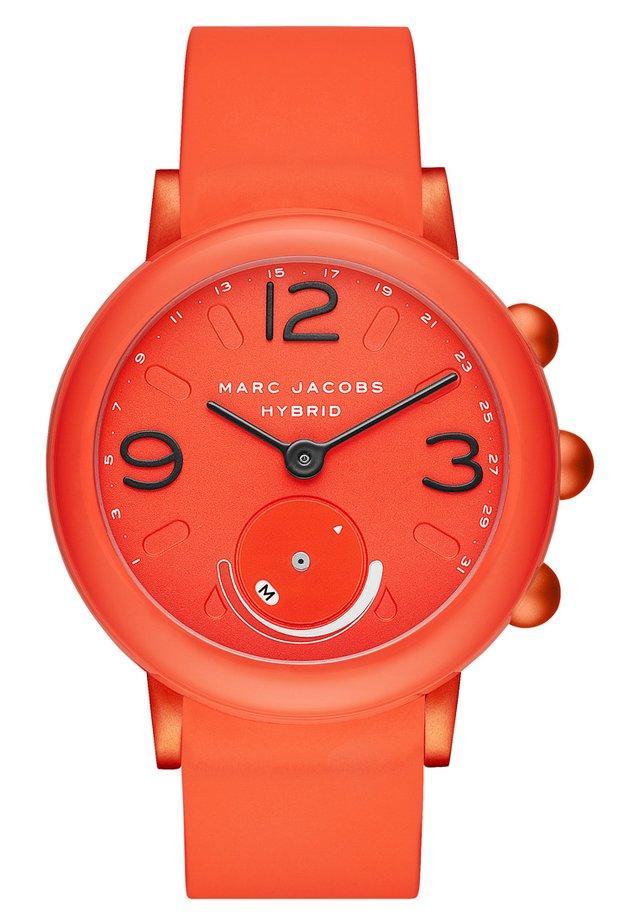 RILEY HYBRID - Smartwatch - pink