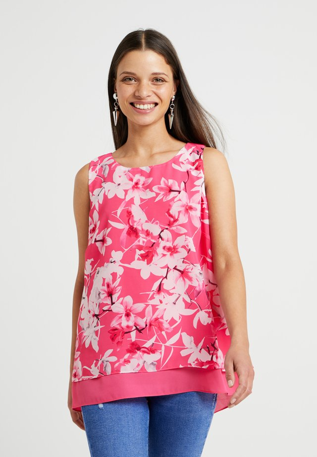 ORCHID OVER LAYER SHELL - Blouse - pink