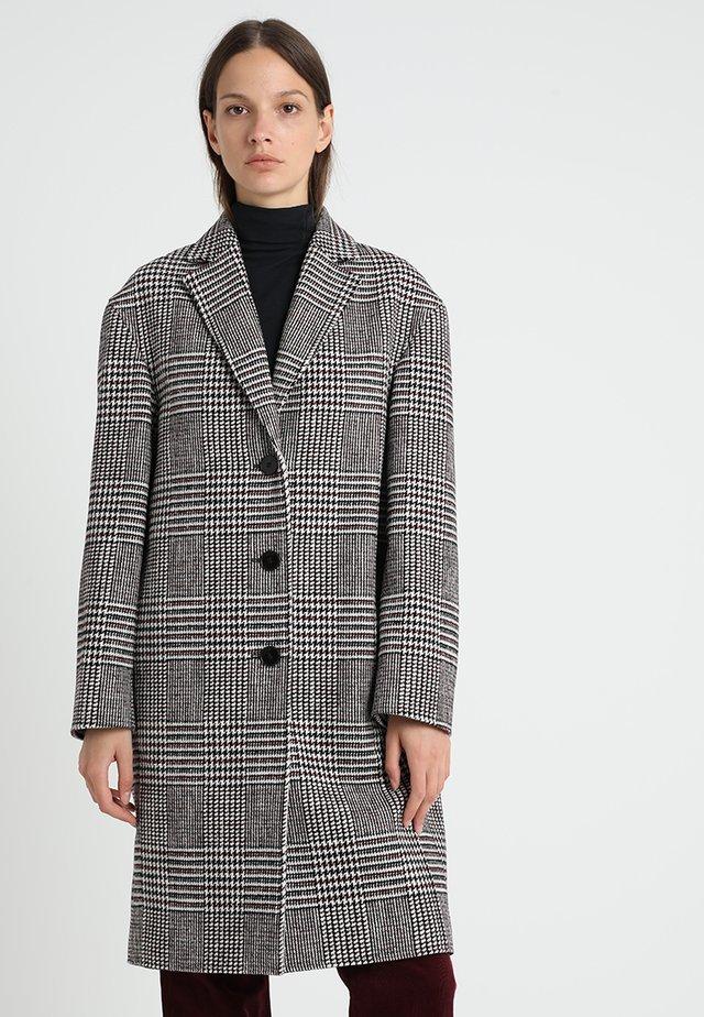 VINTAGE OVERSIZED COAT - Manteau classique - white