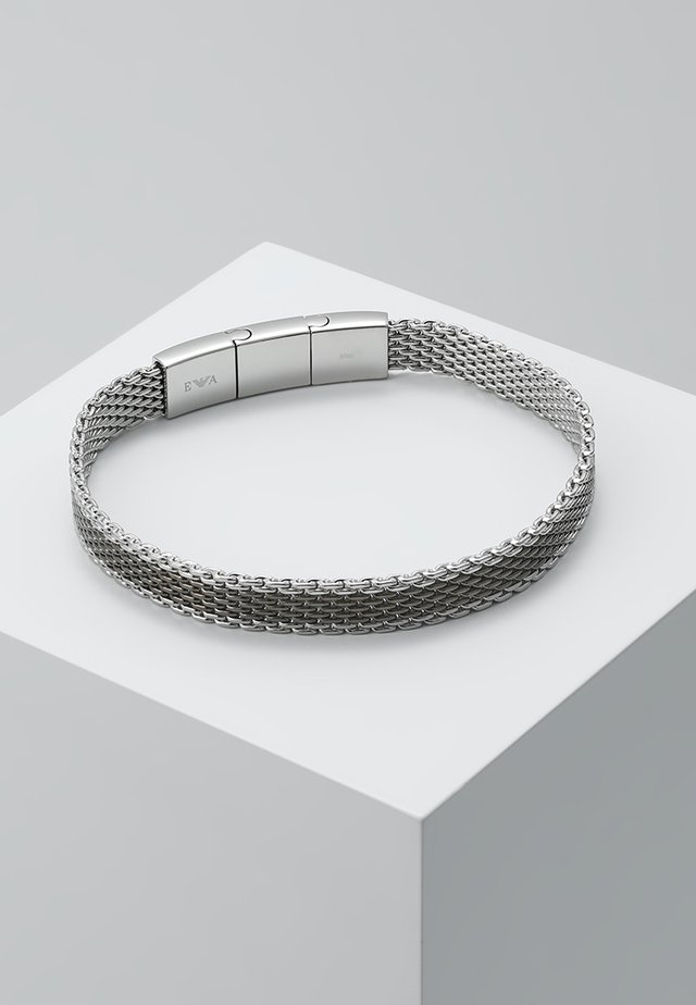 Armband - grey/silver-coloured