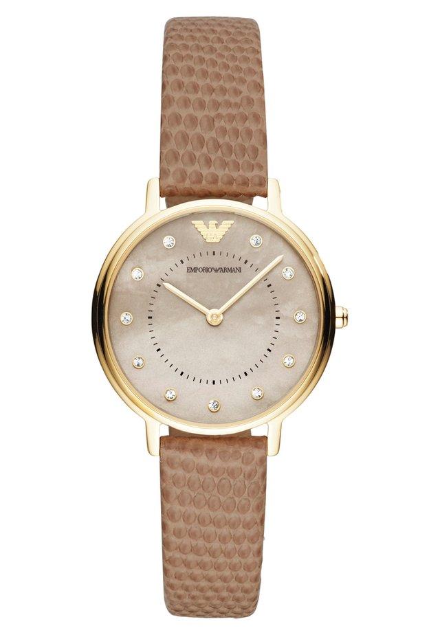 Horloge - beige