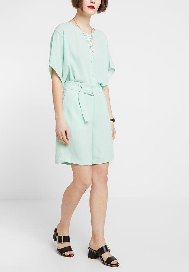 BYFILIPPO  - Shorts - pastel mint