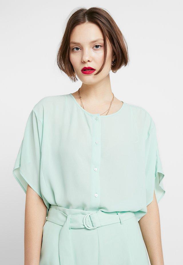 BYHIALICE - Blouse - pastel mint