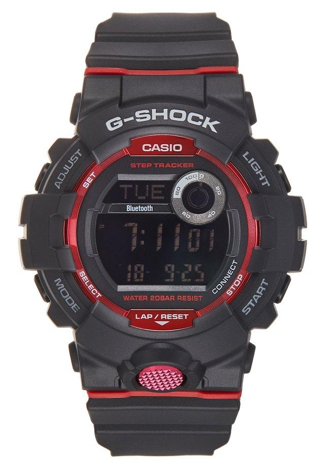 Digitaal horloge - schwarz