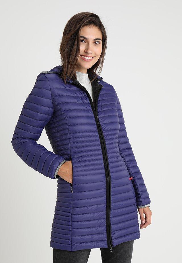 Krótki płaszcz - ultra violet