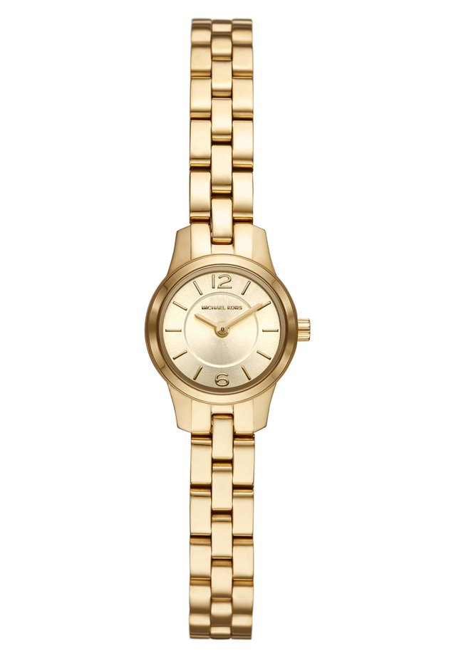 RUNWAY - Montre - gold-coloured