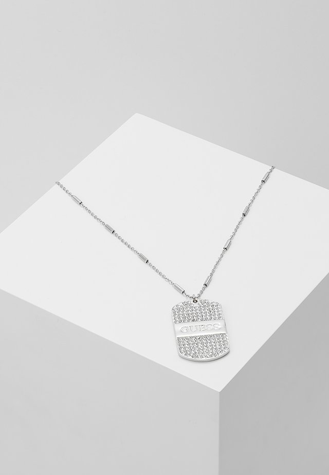 GLAM TAG - Halskette - silver-coloured