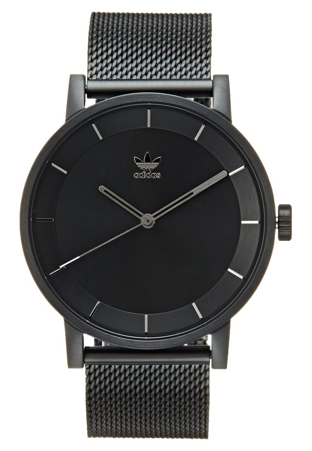 DISTRICT M1 - Watch - all black/gunmetal