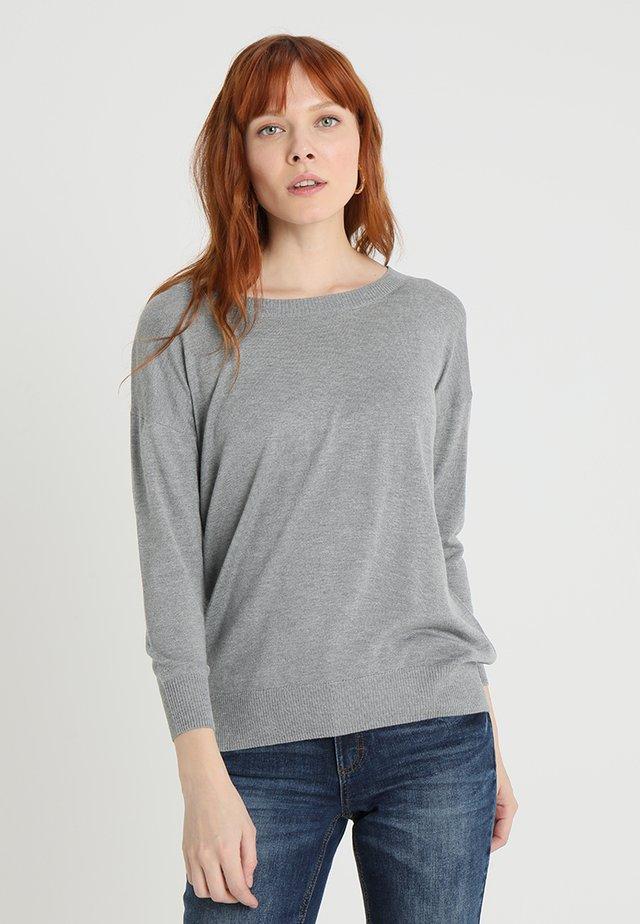 Jumper - light grey